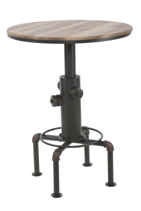 Masa de bar FIFTH AVENUE, 81.3X106.8 cm, Mauro Ferretti 6