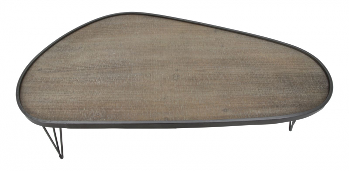 Masuta de cafea RAW, 113X61X40 cm, Mauro Ferretti 5