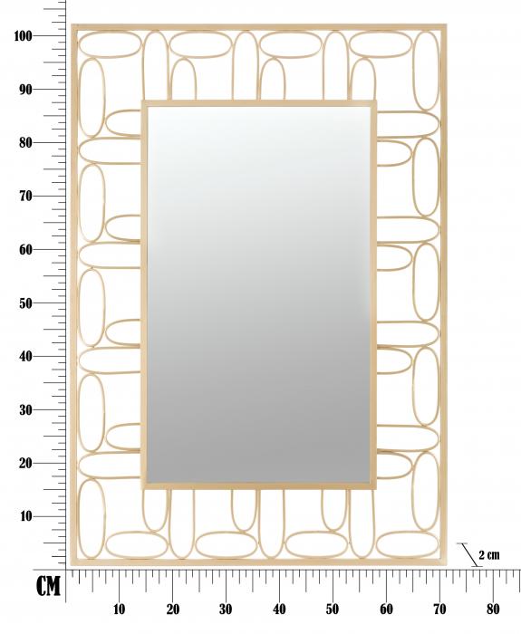Oglinda BUBBLES CM 71,5X2X102,5 (oglinda CM 71,5X42,5), Mauro Ferretti [5]