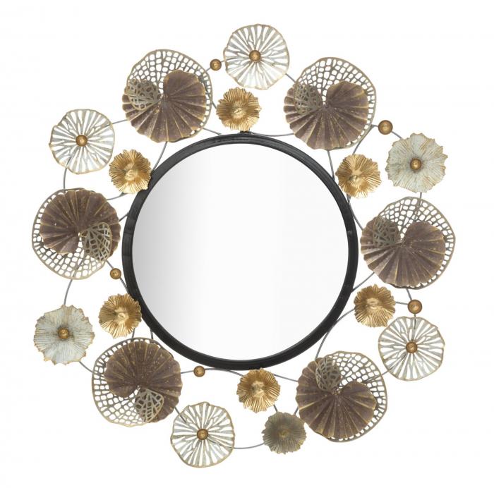 Oglinda CIRCLY (cm) 71,5X4X73,5 imagine 2021 lotusland.ro