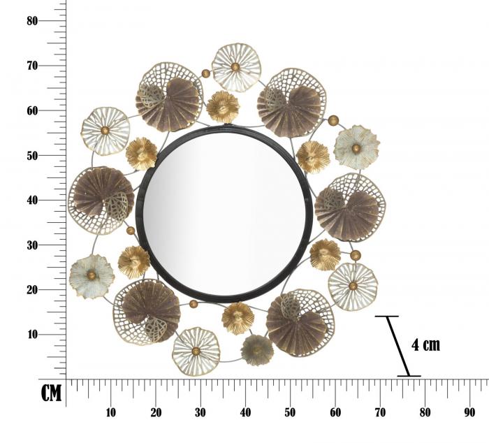 Oglinda CIRCLY (cm) 71,5X4X73,5 6