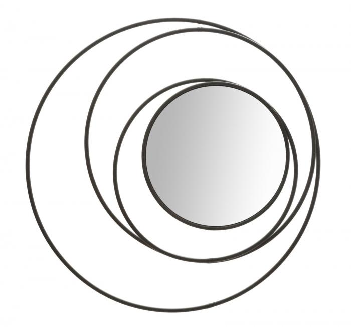 Oglinda DARK (cm) Ø 80X3 1