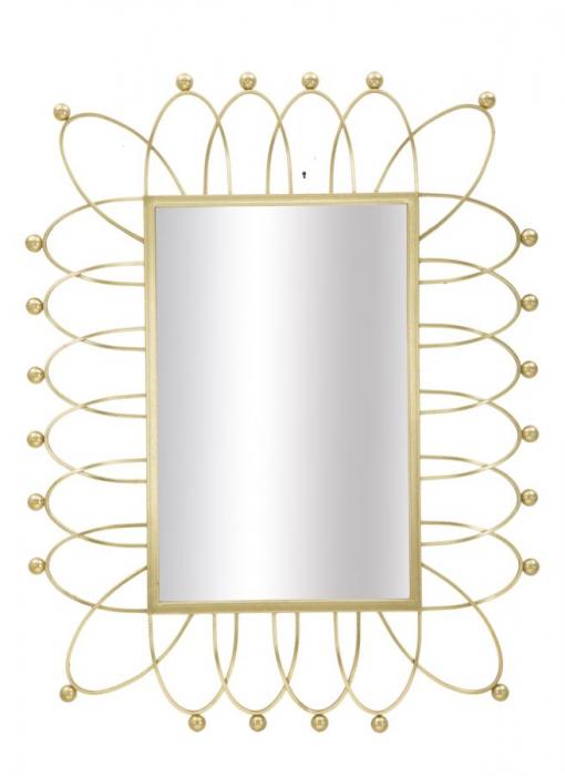Oglinda de perete AMELIE, 86.5X4.5X111 cm, Mauro Ferretti 1