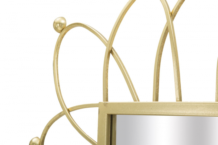 Oglinda de perete AMELIE, 86.5X4.5X111 cm, Mauro Ferretti 7
