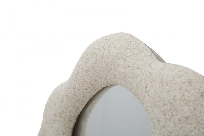 Oglinda de perete CONCHIGLIA CM 40.5X2.3X37.3 cm, Mauro Ferretti 3