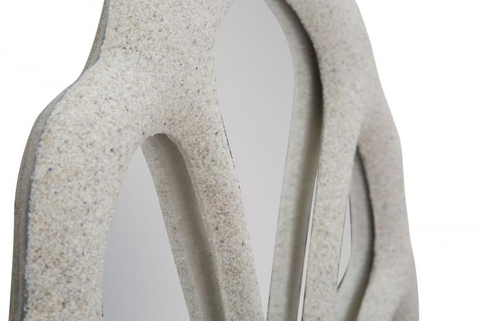 Oglinda de perete CONCHIGLIA CM 40.5X2.3X37.3 cm, Mauro Ferretti 5