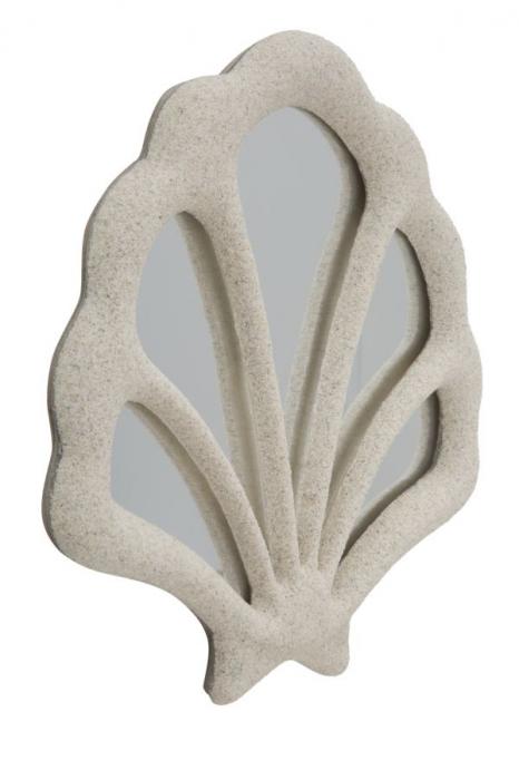 Oglinda de perete CONCHIGLIA CM 40.5X2.3X37.3 cm, Mauro Ferretti 1