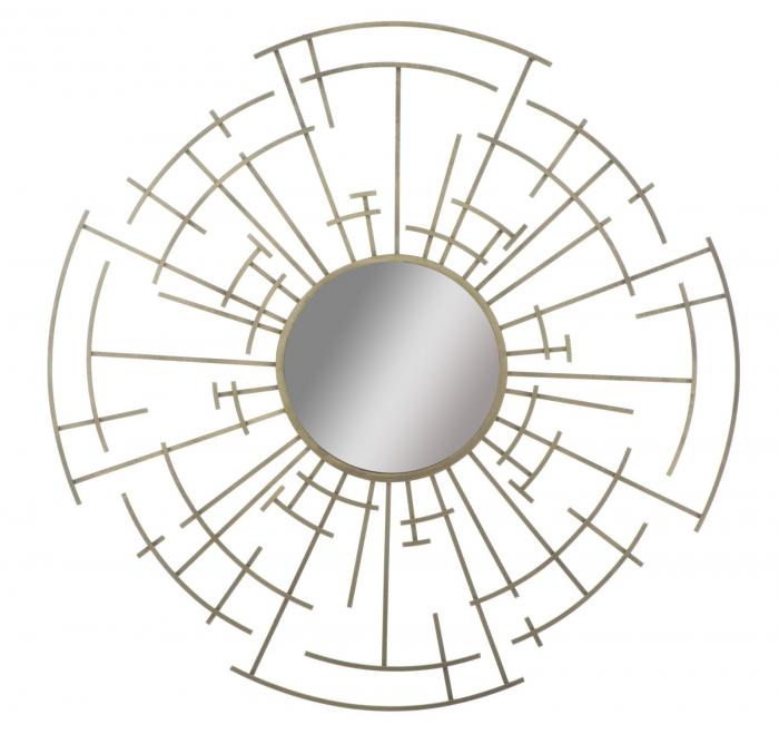 Oglinda de perete DIXY, 105X2 cm, Mauro Ferretti 1