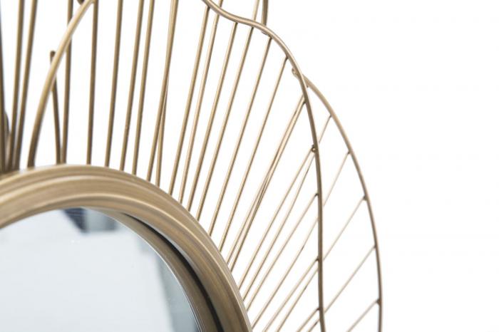 Oglinda de perete FLOT, 82X2.5 cm, Mauro Ferretti 2