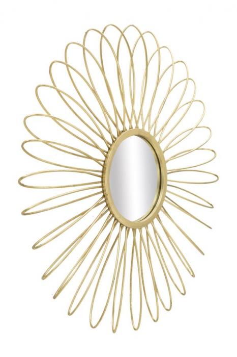 Oglinda de perete GLAM DAISY, 92X9 cm, Mauro Ferretti 1