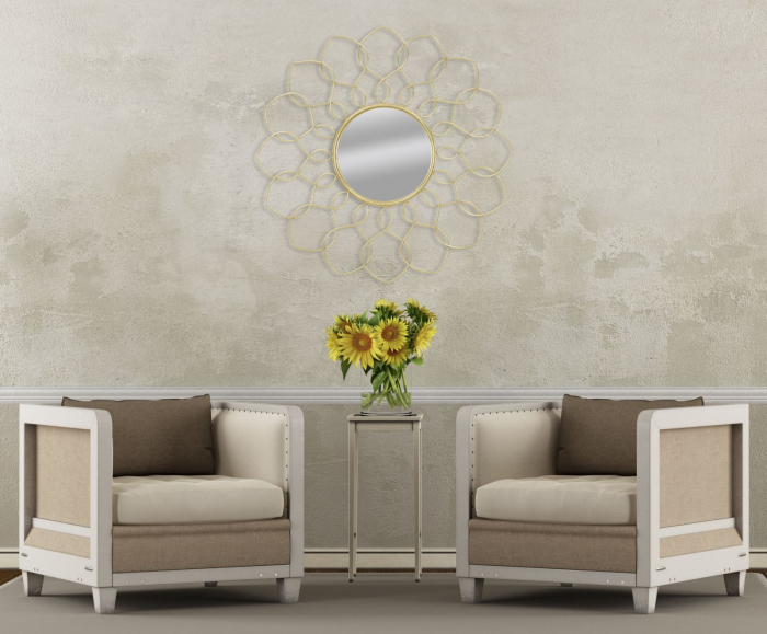 Oglinda de perete GLAM GIRG, 90X5 cm, Mauro Ferretti 6