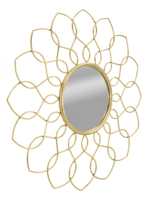 Oglinda de perete GLAM GIRG, 90X5 cm, Mauro Ferretti 1