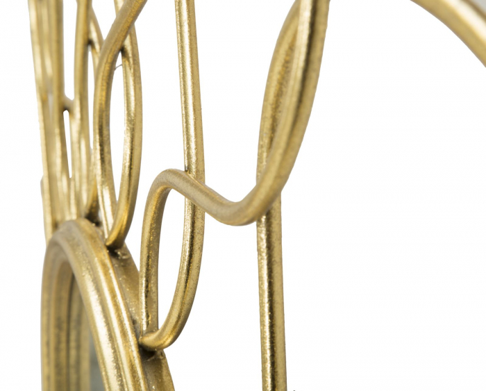 Oglinda de perete GLAM GIRG, 90X5 cm, Mauro Ferretti 4