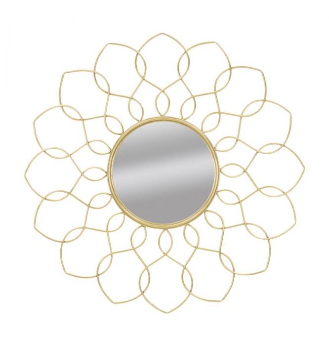Oglinda de perete GLAM GIRG, 90X5 cm, Mauro Ferretti imagine 2021 lotusland.ro