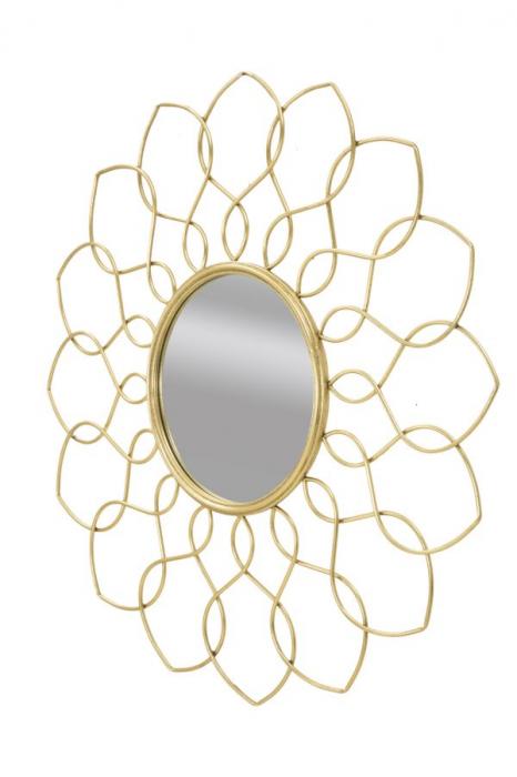 Oglinda de perete GLAM GIRG, 90X5 cm, Mauro Ferretti 2
