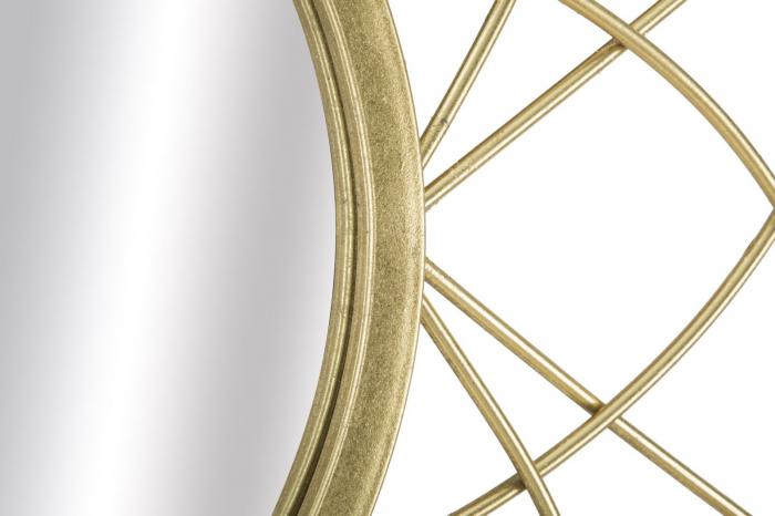 Oglinda de perete GLAM ISRA, 81.5X4 cm, Mauro Ferretti 3
