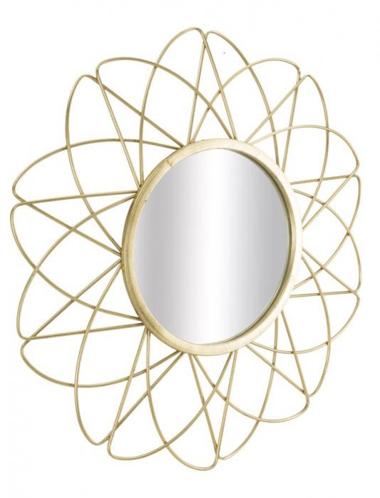 Oglinda de perete GLAM ISRA, 81.5X4 cm, Mauro Ferretti 1