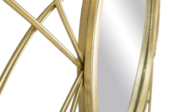 Oglinda de perete GLAM ISRA, 81.5X4 cm, Mauro Ferretti 4