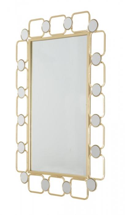 Oglinda de perete GLOSH, 71X2X102 cm, Mauro Ferretti 3