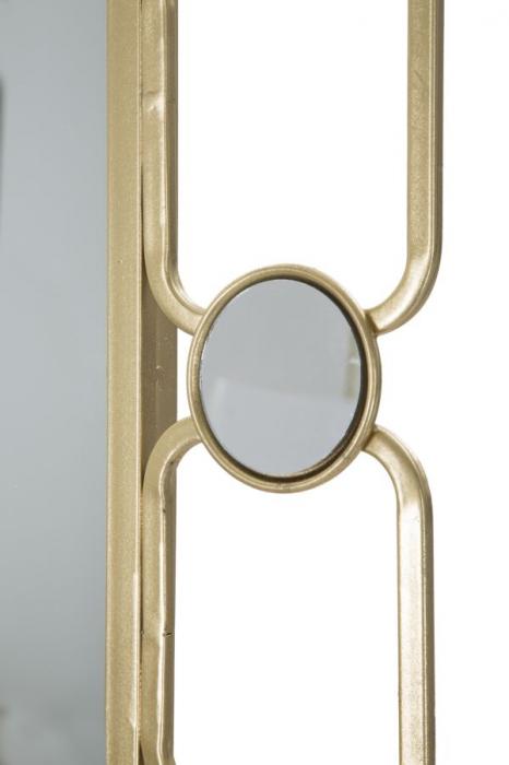 Oglinda de perete GLOSH, 71X2X102 cm, Mauro Ferretti 5
