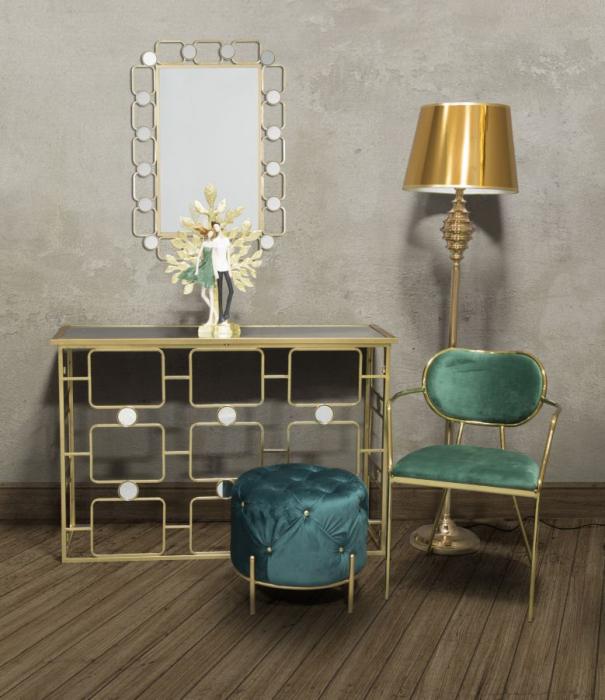 Oglinda de perete GLOSH, 71X2X102 cm, Mauro Ferretti 7