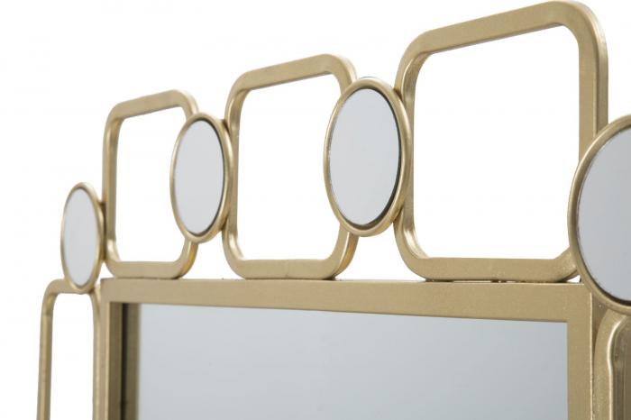 Oglinda de perete GLOSH, 71X2X102 cm, Mauro Ferretti 4