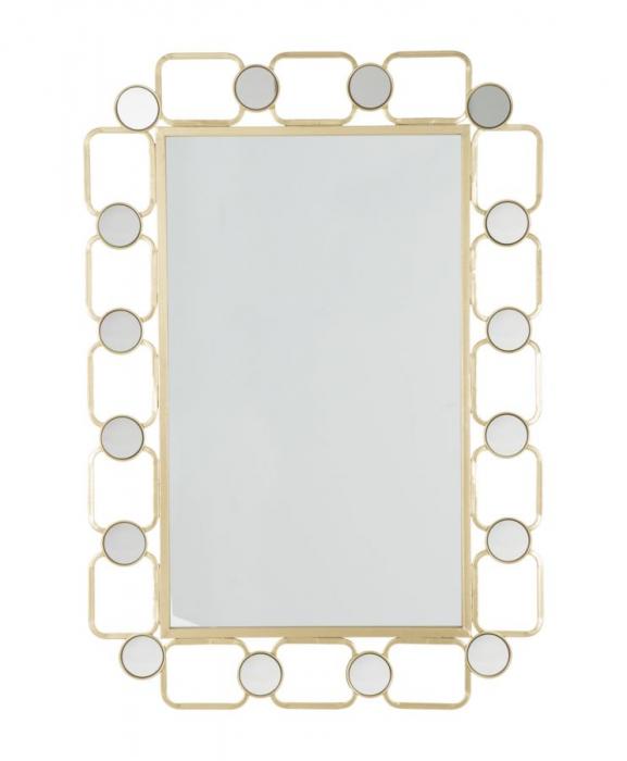 Oglinda de perete GLOSH, 71X2X102 cm, Mauro Ferretti 0