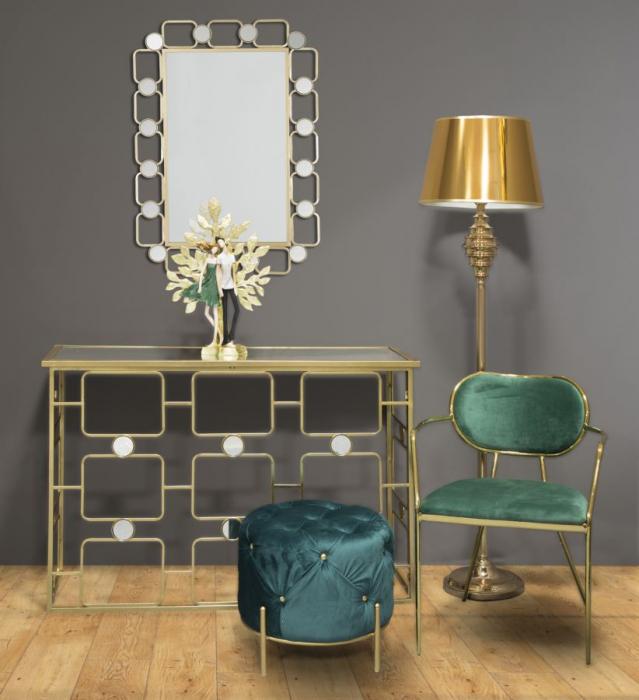 Oglinda de perete GLOSH, 71X2X102 cm, Mauro Ferretti 8