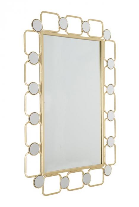 Oglinda de perete GLOSH, 71X2X102 cm, Mauro Ferretti 2