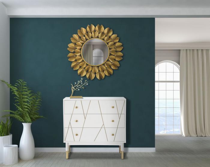 Oglinda de perete GOLDY, 78.5X5 cm, Mauro Ferretti 8