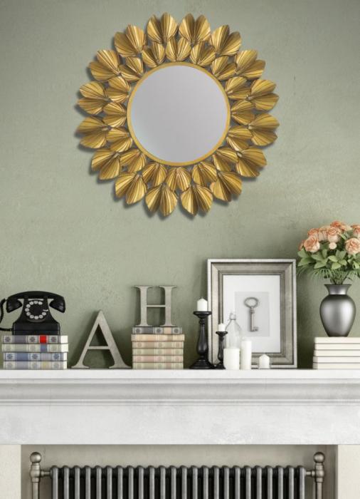 Oglinda de perete GOLDY, 78.5X5 cm, Mauro Ferretti 7