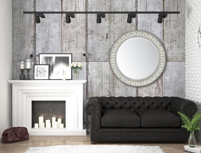 Oglinda de perete MOK, 106X7,7 cm, Mauro Ferretti  6