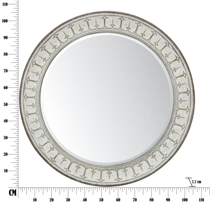 Oglinda de perete MOK, 106X7,7 cm, Mauro Ferretti  7