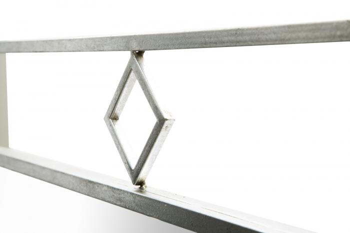 Oglinda de perete OSLO, 80X2.5X100 cm, Mauro Ferretti 3