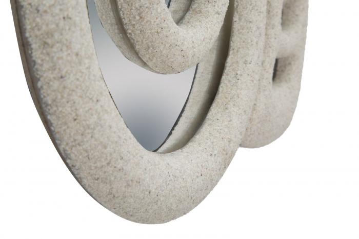 Oglinda de perete SHELL, 32.5X2X27.5 cm, Mauro Ferretti 5