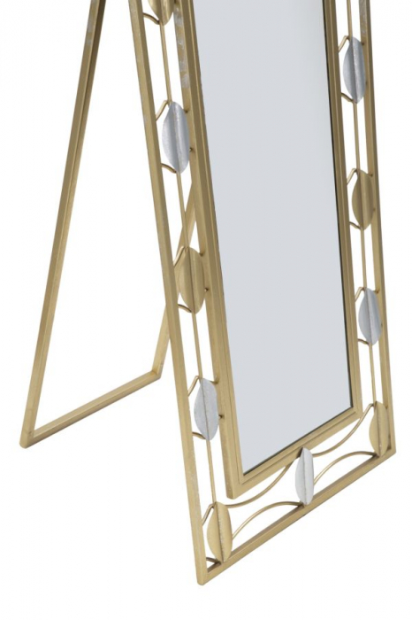 Oglinda de podea GLAM LEAF, 50X3X170 cm, Mauro Ferretti 3