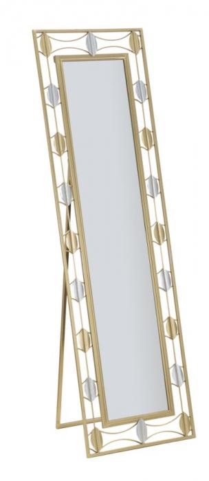 Oglinda de podea GLAM LEAF, 50X3X170 cm, Mauro Ferretti 0