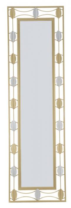 Oglinda de podea GLAM LEAF, 50X3X170 cm, Mauro Ferretti 2