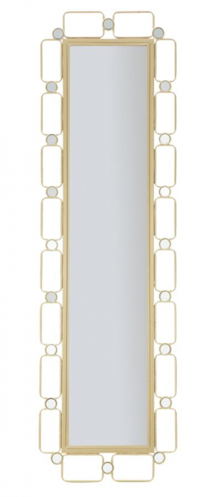 Oglinda de podea GLOSH, 50X3X170 cm, Mauro Ferretti 1