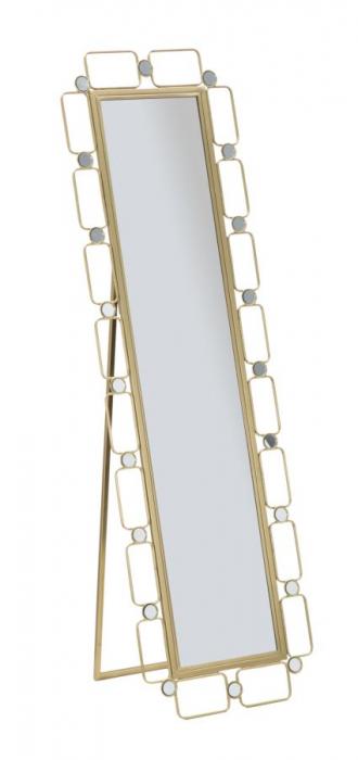 Oglinda de podea GLOSH, 50X3X170 cm, Mauro Ferretti 0