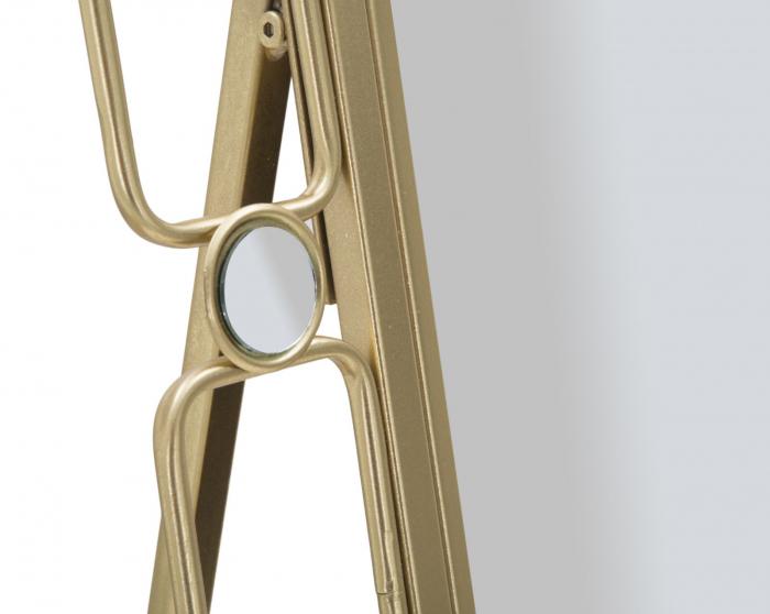 Oglinda de podea GLOSH, 50X3X170 cm, Mauro Ferretti 4