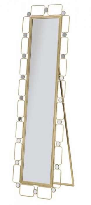 Oglinda de podea GLOSH, 50X3X170 cm, Mauro Ferretti 2
