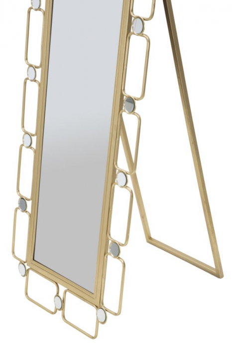 Oglinda de podea GLOSH, 50X3X170 cm, Mauro Ferretti 3