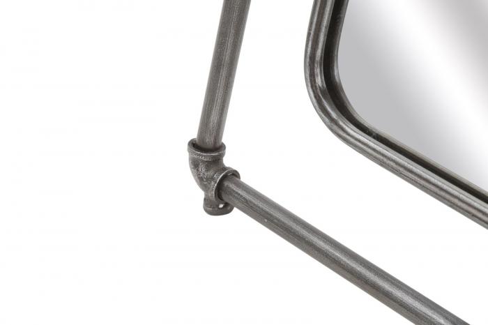 Oglinda de podea TUBE, 53.5X50X153 cm, Mauro Ferretti 4
