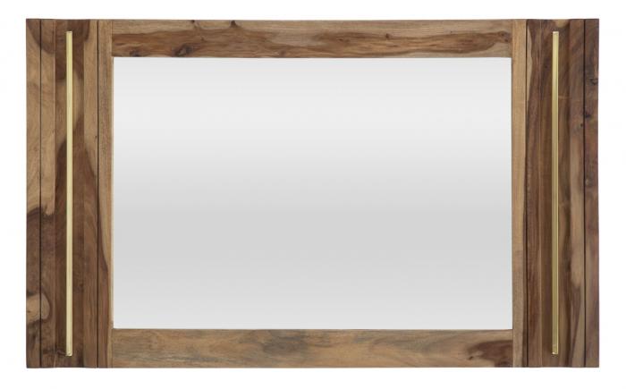 Oglinda ELEGANT, lemn masiv sheesham, 120X3X73 cm, Mauro Ferretti 0
