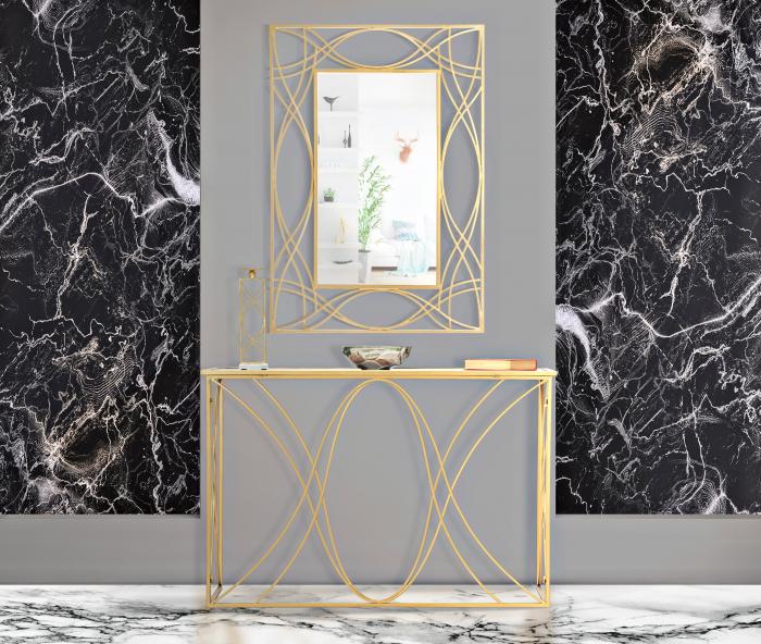 Oglinda EXY CM 72X2X102,5 (oglinda CM 70,5X39,5 ), Mauro Ferretti imagine 2021 lotusland.ro