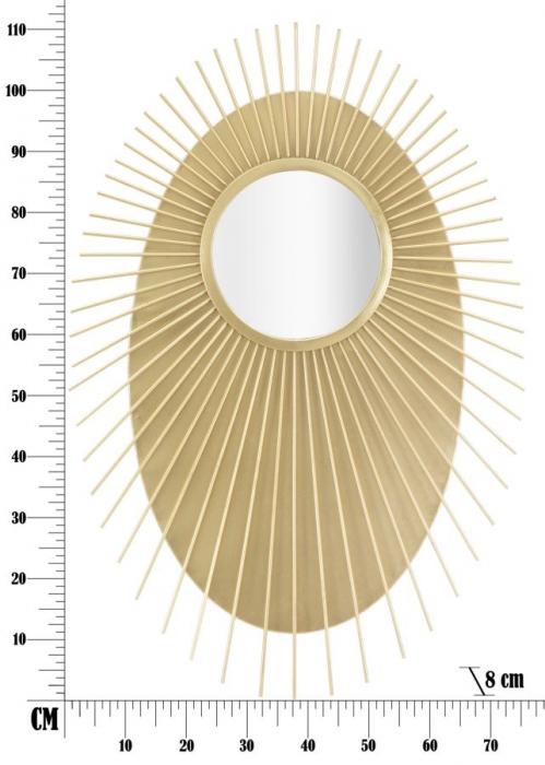 Oglinda EYE GLAM (cm) 75X8X110,5 7