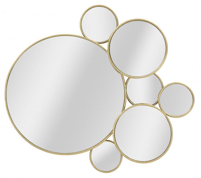 Oglinda GLAM COLOR (cm) 81X7,5X73 imagine 2021 lotusland.ro