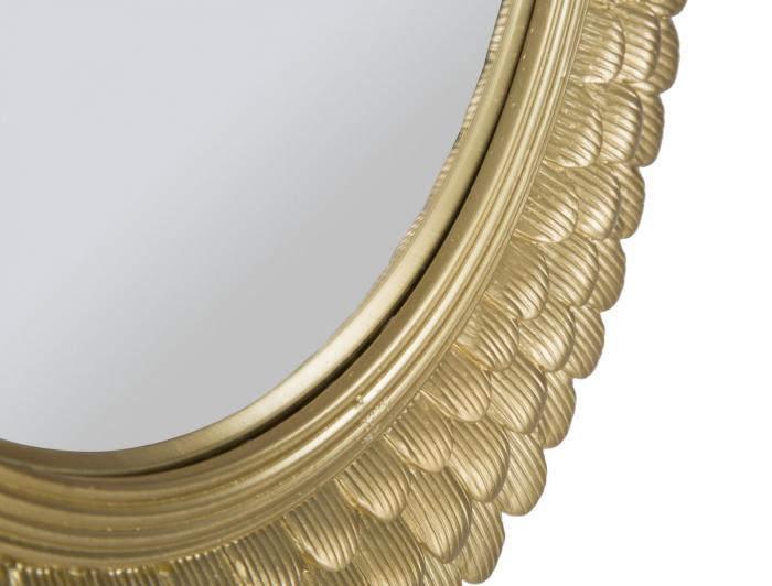 Oglinda GLAM LAMIN (cm) Ø 43X1,8 4