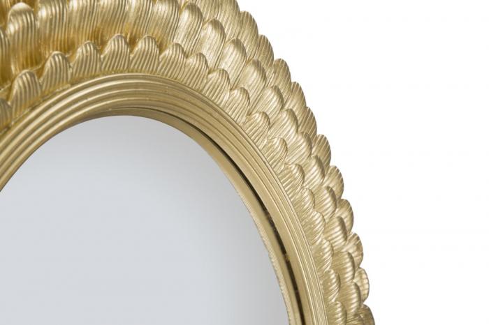 Oglinda GLAM LAMIN (cm) Ø 43X1,8 [6]